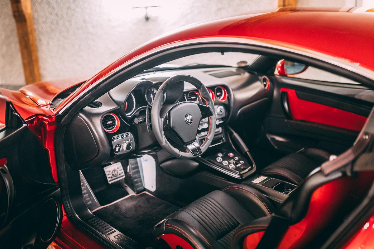 ** SOLD ** 2009 Alfa Romeo 8C Competizione  For Sale (picture 6 of 6)