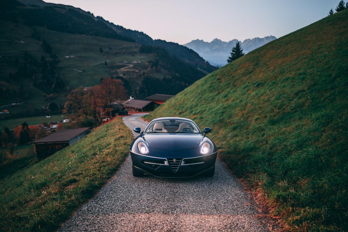 2017 Alfa Romeo Disco Volante by Touring Superleggera For Sale (picture 2 of 6)
