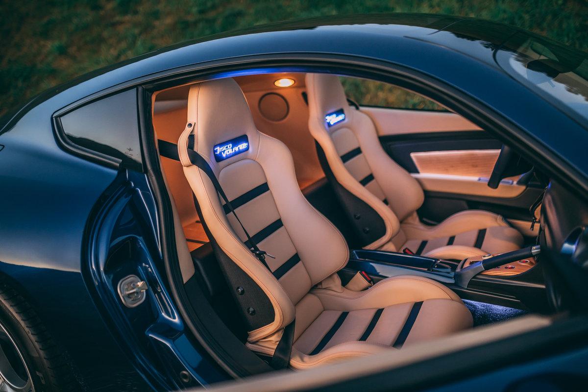 2017 Alfa Romeo Disco Volante by Touring Superleggera For Sale (picture 4 of 6)