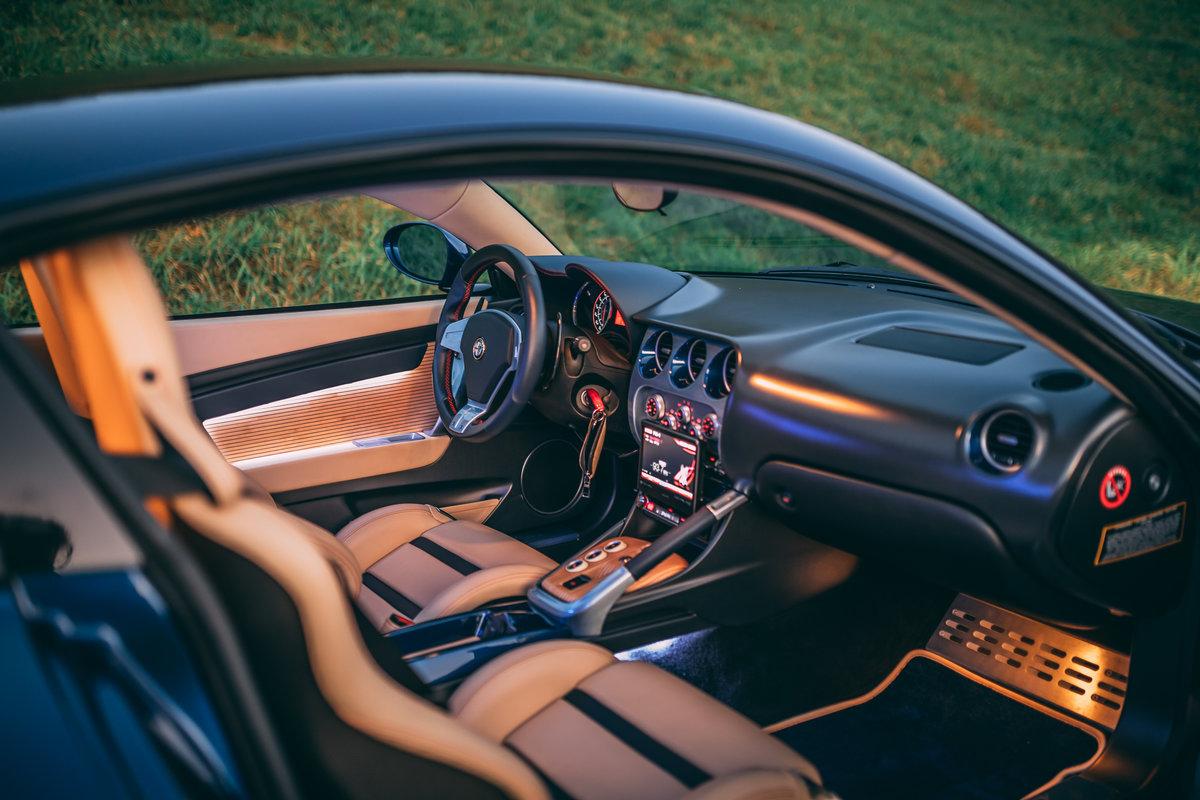 Alfa Romeo Disco Volante For Sale >> 2017 Alfa Romeo Disco Volante By Touring Superleggera For