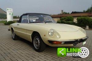 1974 Alfa Romeo Spider 1.6 Junior CODA TRONCA