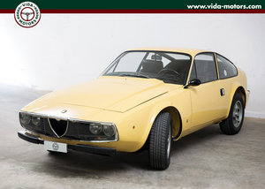 1971 ALFA GT JUNIOR ZAGATO *ALFA ROMEO CERTIFED* ONLY 1100 BUILT