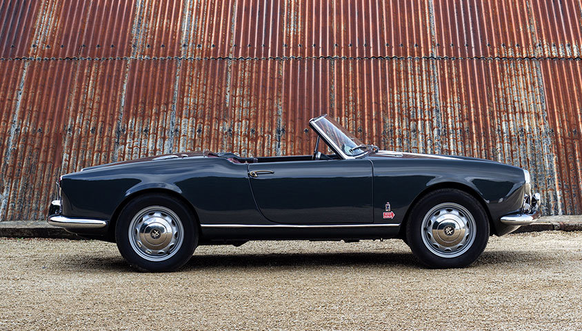 1956 Alfa Romeo Giulietta Spider For Sale (picture 2 of 6)