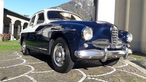 1956 Rare bi-color alfa romeo 1900 super. Millemiglia !