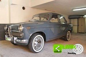 Alfa Romeo Giulietta TI III Serie 1963 iscritta ad ASI con  For Sale