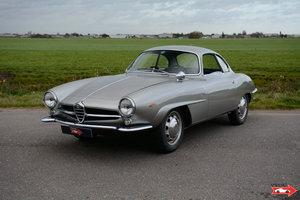 1965 Alfa Romeo Giulia 1600 'SS' Sprint Speciale