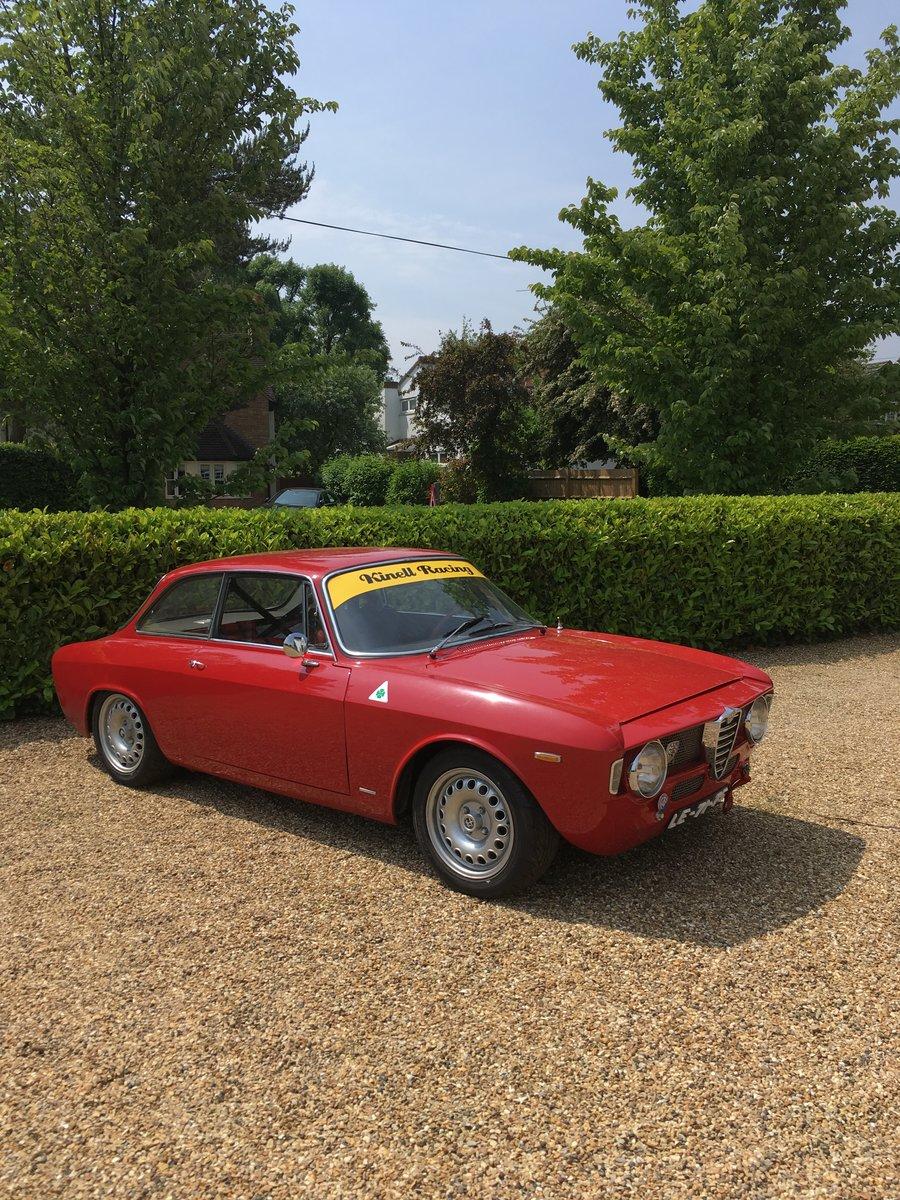 1965 Alfa Romeo Giulia Sprint GT  For Sale (picture 1 of 6)