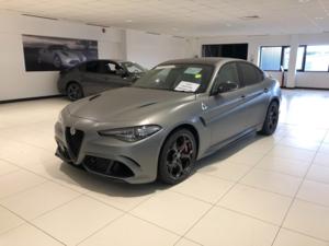 2019 Alfa Romeo Guilia Nurburgring edition