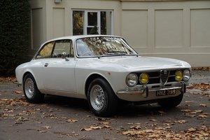 1968 Alfa romeo 1750 gtv coupe  rhd (105)
