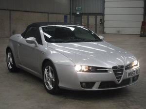 2007 Alfa Romeo Spider JTDM