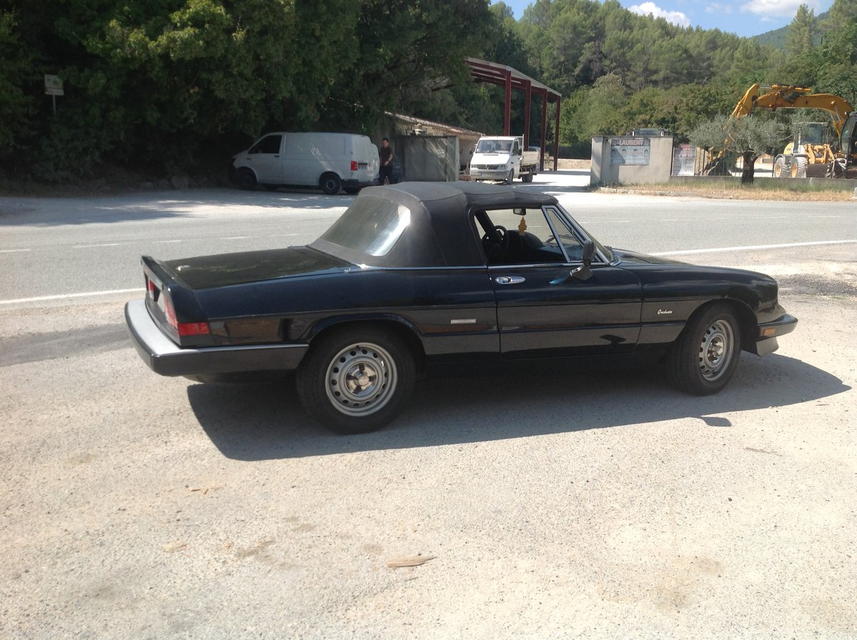 1986 Help Spider s3 For Sale (picture 1 of 5)
