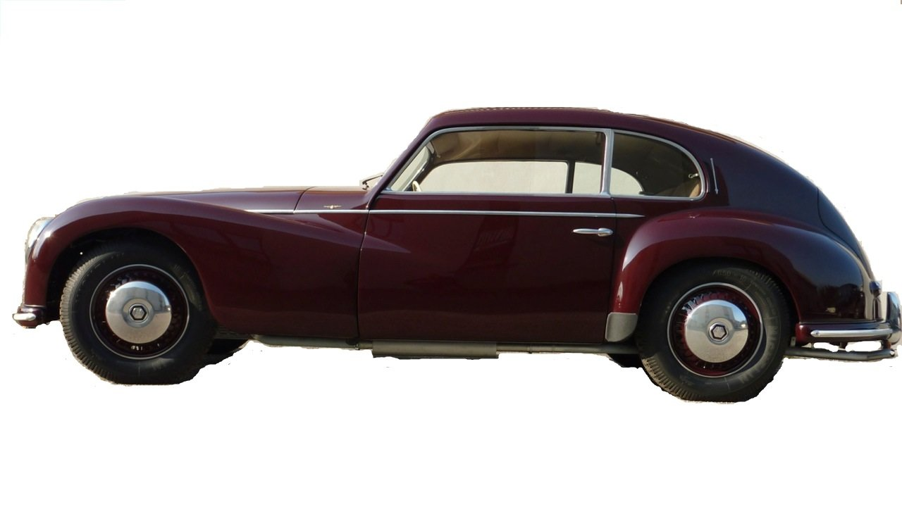 1949 Wanted: AlfaRomeo Project 6C2500 Wanted (picture 1 of 1)
