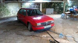 1983 Alfa Romeo Alfasud project