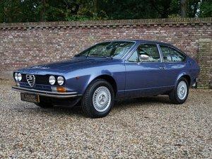 1978 Alfa Romeo Alfetta 1600