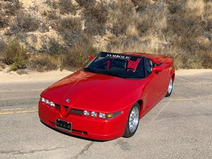 1993 Alfa Romeo RZ Roadster Convertible Rare 1 of 278  $115k
