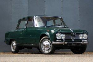 1965 Alfa Romeo Giulia 1600 Super LHD