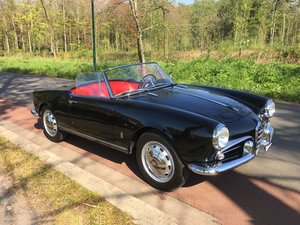 1958 Alfa Romeo giulietta spider 750d passo corto For Sale