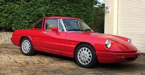 1993 Alfa Romeo Spider 2.0 S4 For Sale