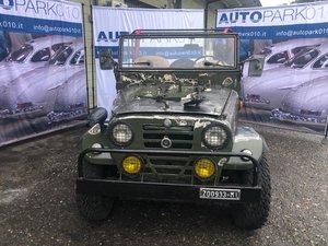 1957 Alfa Matta For Sale