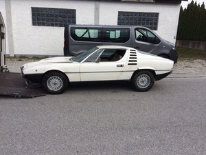 1975 Alfa romeo montreal  For Sale
