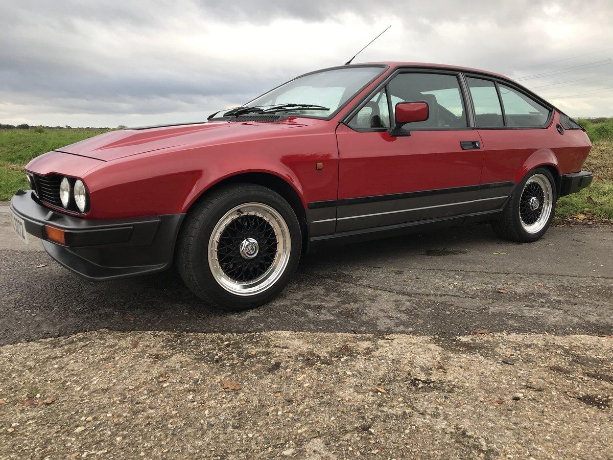 1984 Alfa Romeo Alfetta GTV6 3.0 For Sale (picture 1 of 6)