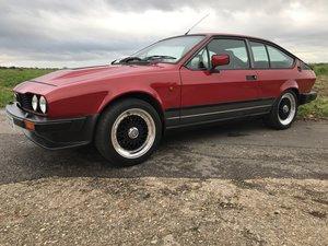 1984 Alfa Romeo Alfetta GTV6 3.0 For Sale