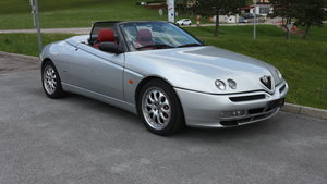 2002 ALFA ROMEO SPIDER 3L V6 24V For Sale