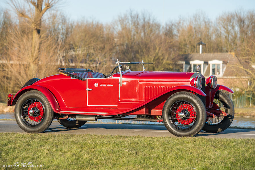 1928 ALFA ROMEO 6C 1500, outstanding presence For Sale (picture 2 of 6)