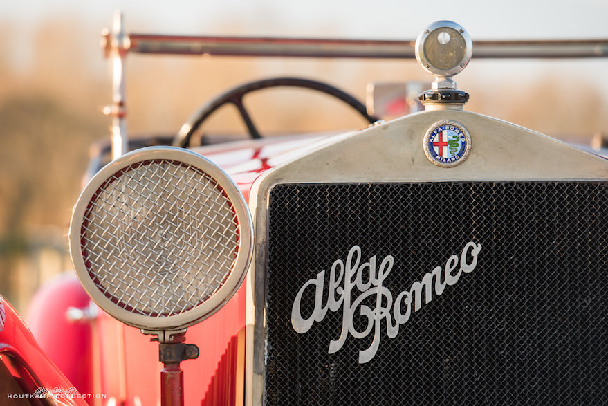 1928 ALFA ROMEO 6C 1500, outstanding presence For Sale (picture 4 of 6)