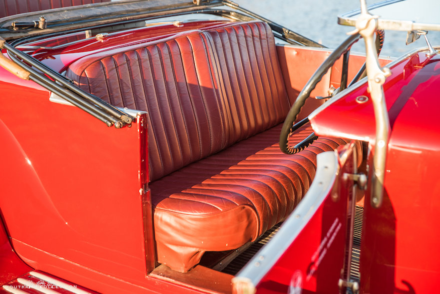 1928 ALFA ROMEO 6C 1500, outstanding presence For Sale (picture 5 of 6)