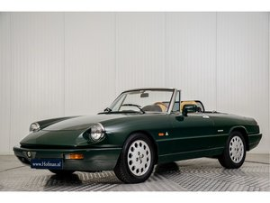 1993 Alfa Romeo Spider 2.0i  For Sale