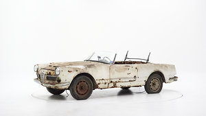 1961 ALFA ROMEO 2000 TOURING SPIDER PROJECT For Sale by Auction