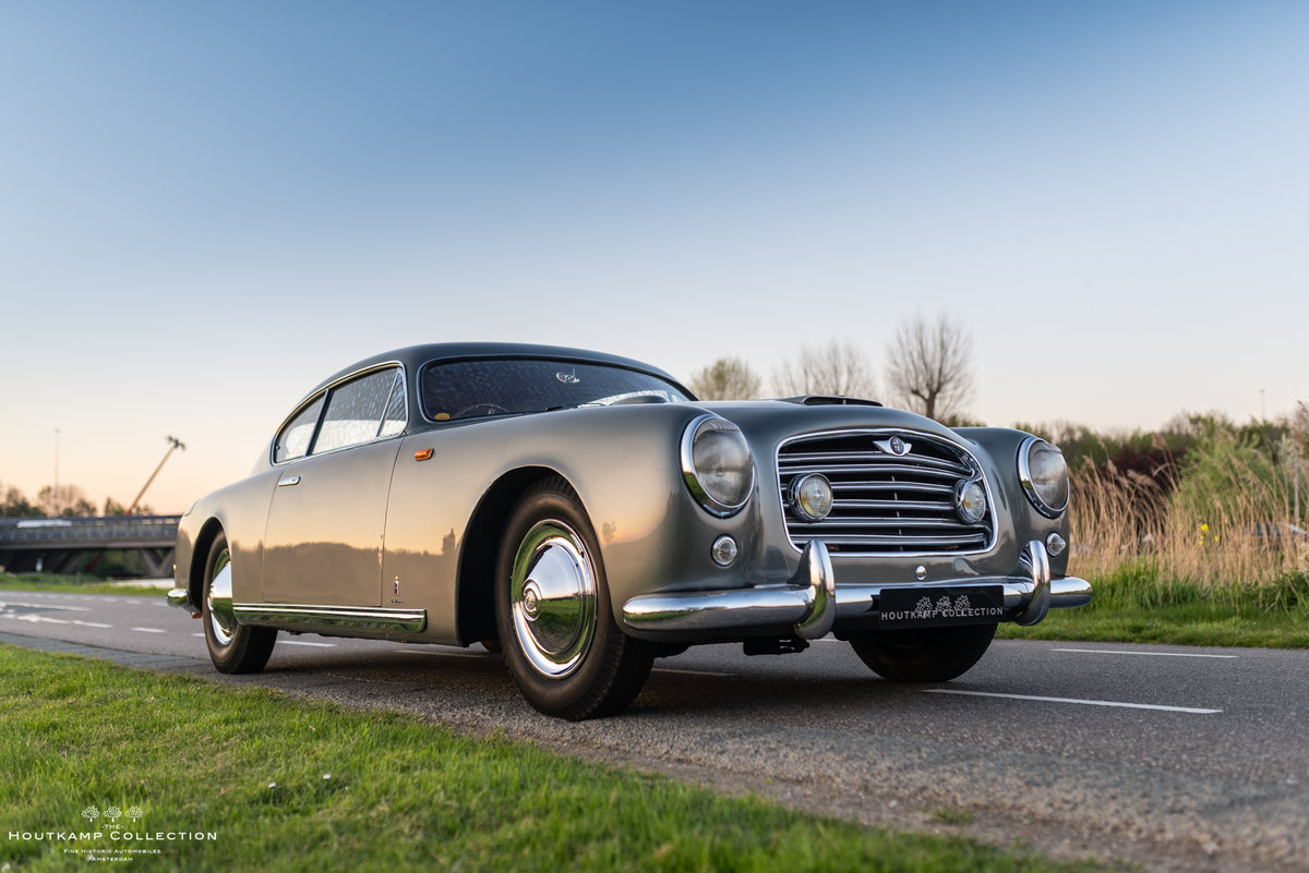 1950 ALFA ROMEO 6C 2500 SPORT, just one existing For Sale (picture 1 of 6)