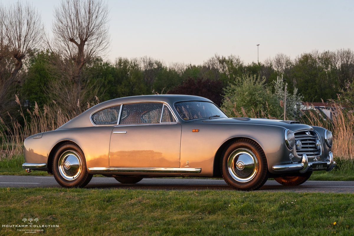 1950 ALFA ROMEO 6C 2500 SPORT, just one existing For Sale (picture 4 of 6)