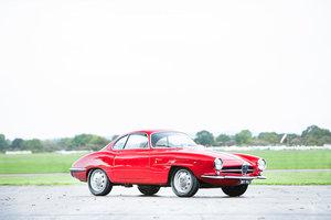 1961 ALFA ROMEO SPRINT SPECIALE