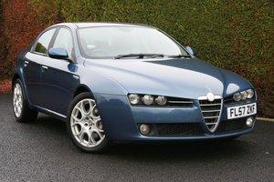 2007 Alfa Romeo 159 2.4 JTDM Lusso Auto SOLD