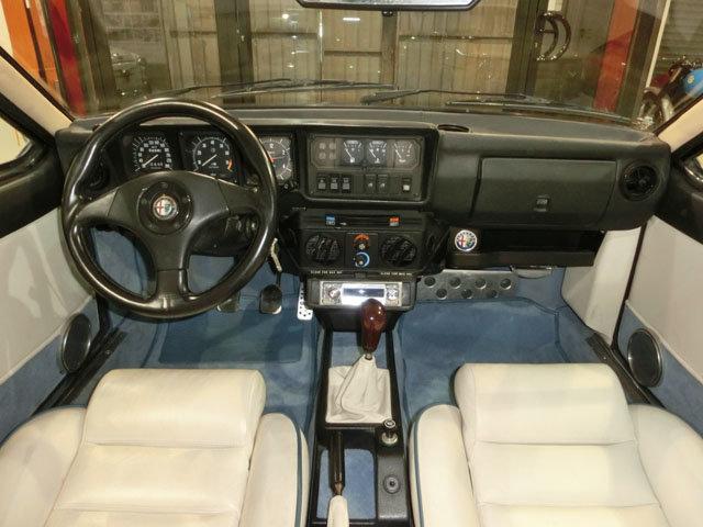 1986 ALFA ROMEO GTV6 2.5 - ENGINE ALFA 3000 AMERICA 6C For Sale (picture 3 of 6)