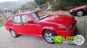1986 Alfa Romeo 75 Milano 2.5i V6 Quadrifoglio Verde, Anno ,