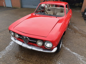 ALFA ROMEO 1970 1750 GTV FABULOUS PROJECT! NOW IN THE U.K For Sale