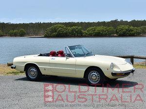 Picture of 1971 Alfa Romeo Spider 1750 Veloce  SOLD