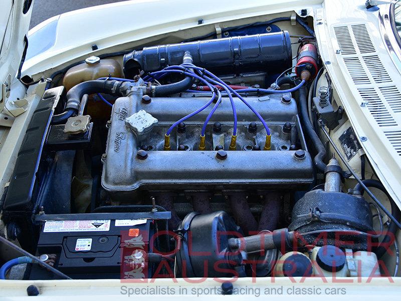 1971 Alfa Romeo Spider 1750 Veloce  For Sale (picture 6 of 6)