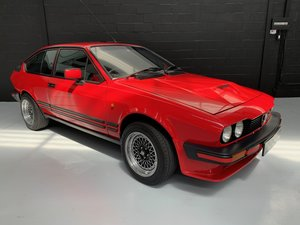1985 Alfa Romeo GTV6 3.0 - South African Special For Sale