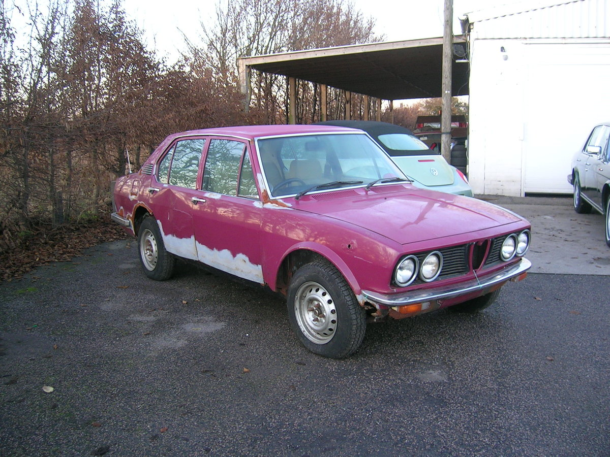 1977 Alfa Romeo Alfetta 1.8 Saloon For Sale (picture 2 of 6)