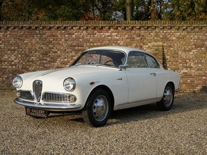 1959 Alfa Romeo Giulietta 1300 Sprint superb original condition For Sale