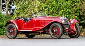 1929 Alfa Romeo 6C 1750 Supercharged Super Sport Spider For Sale by Auction
