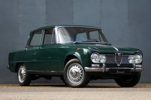 1965 Alfa Romeo Giulia 1600 Super LHD For Sale