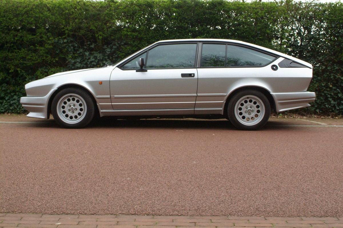 1986 Alfa Romeo GTV-6 2.5 For Sale (picture 2 of 6)