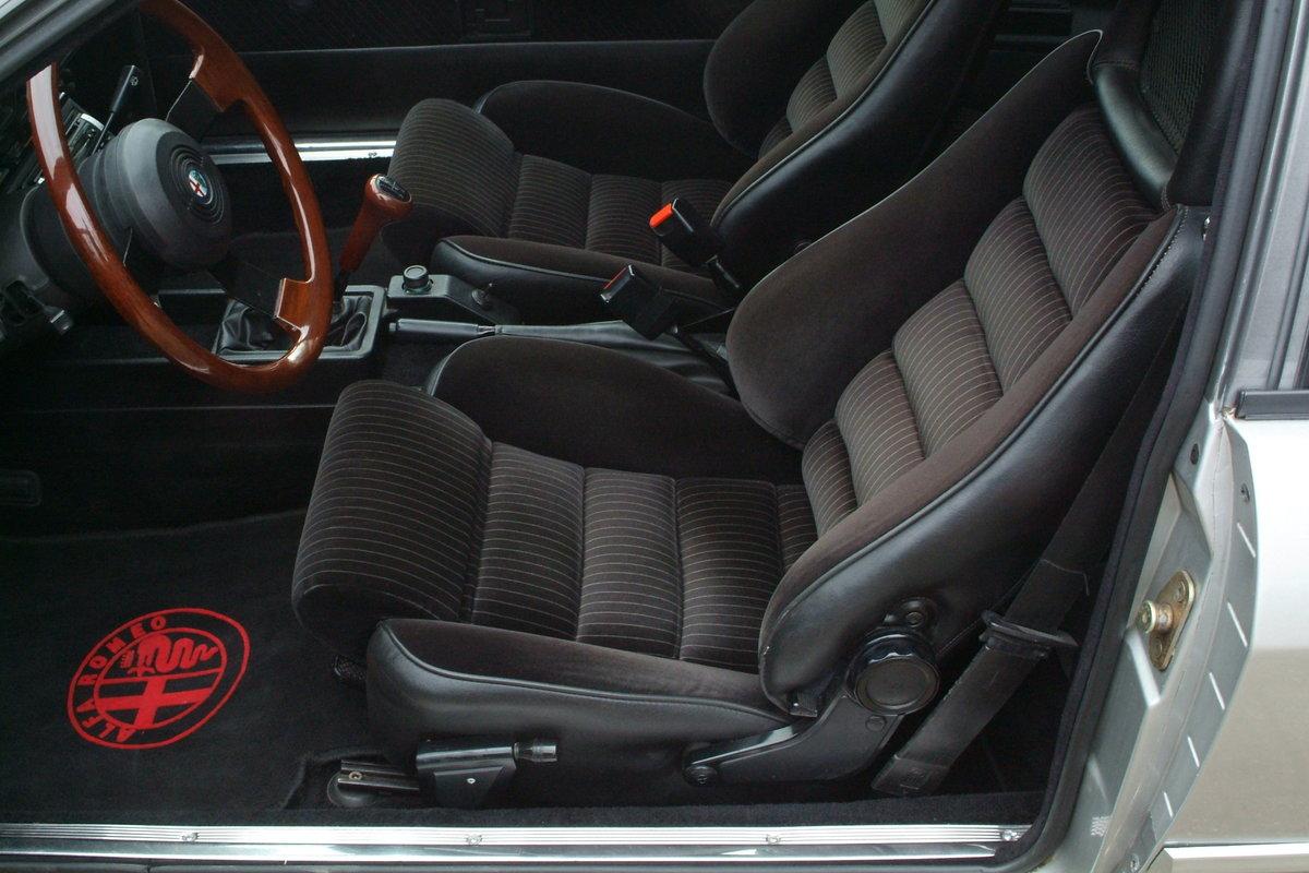 1986 Alfa Romeo GTV-6 2.5 For Sale (picture 6 of 6)
