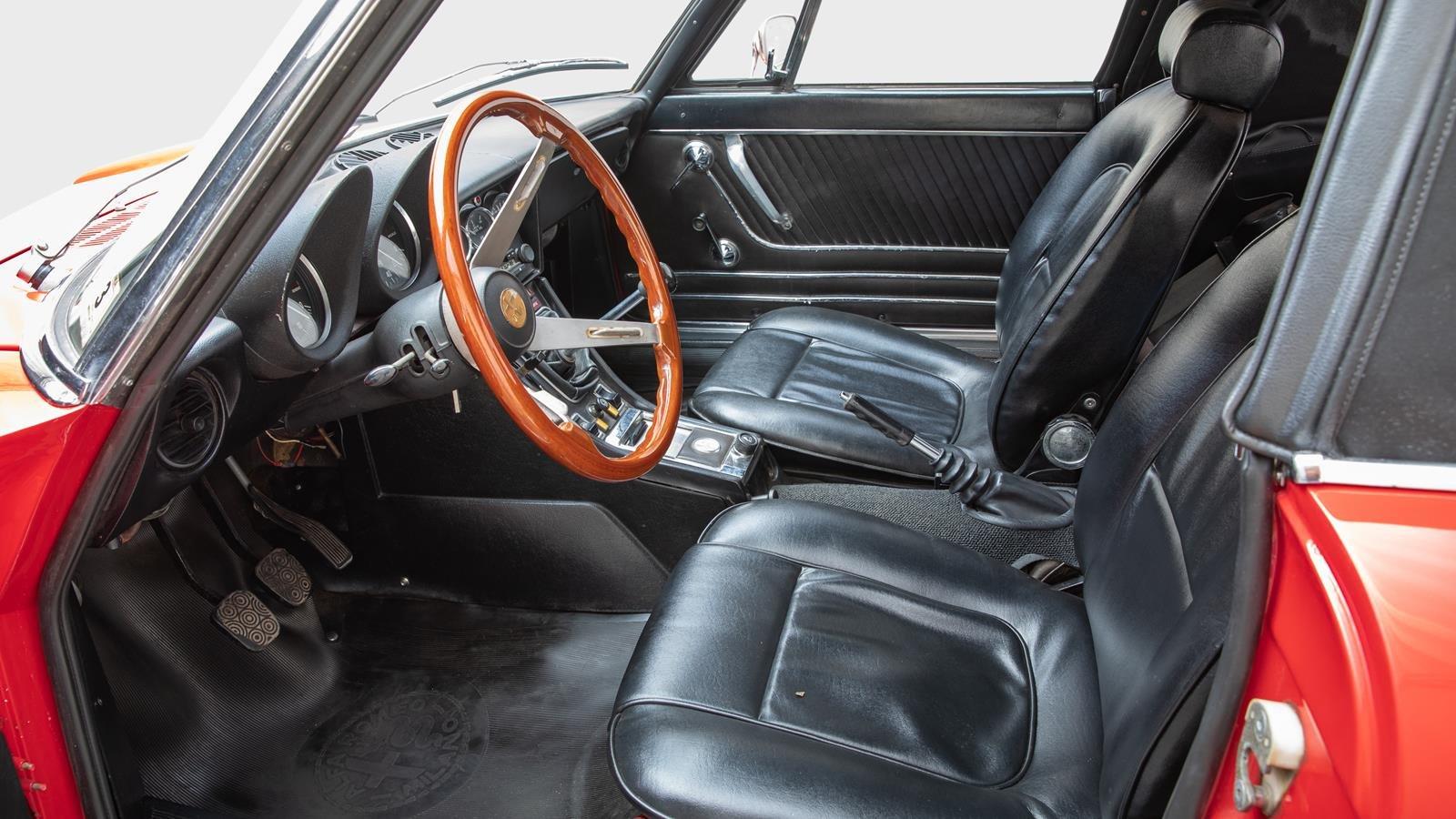 1974 Alfa Romeo 2000 Spider  For Sale (picture 5 of 6)