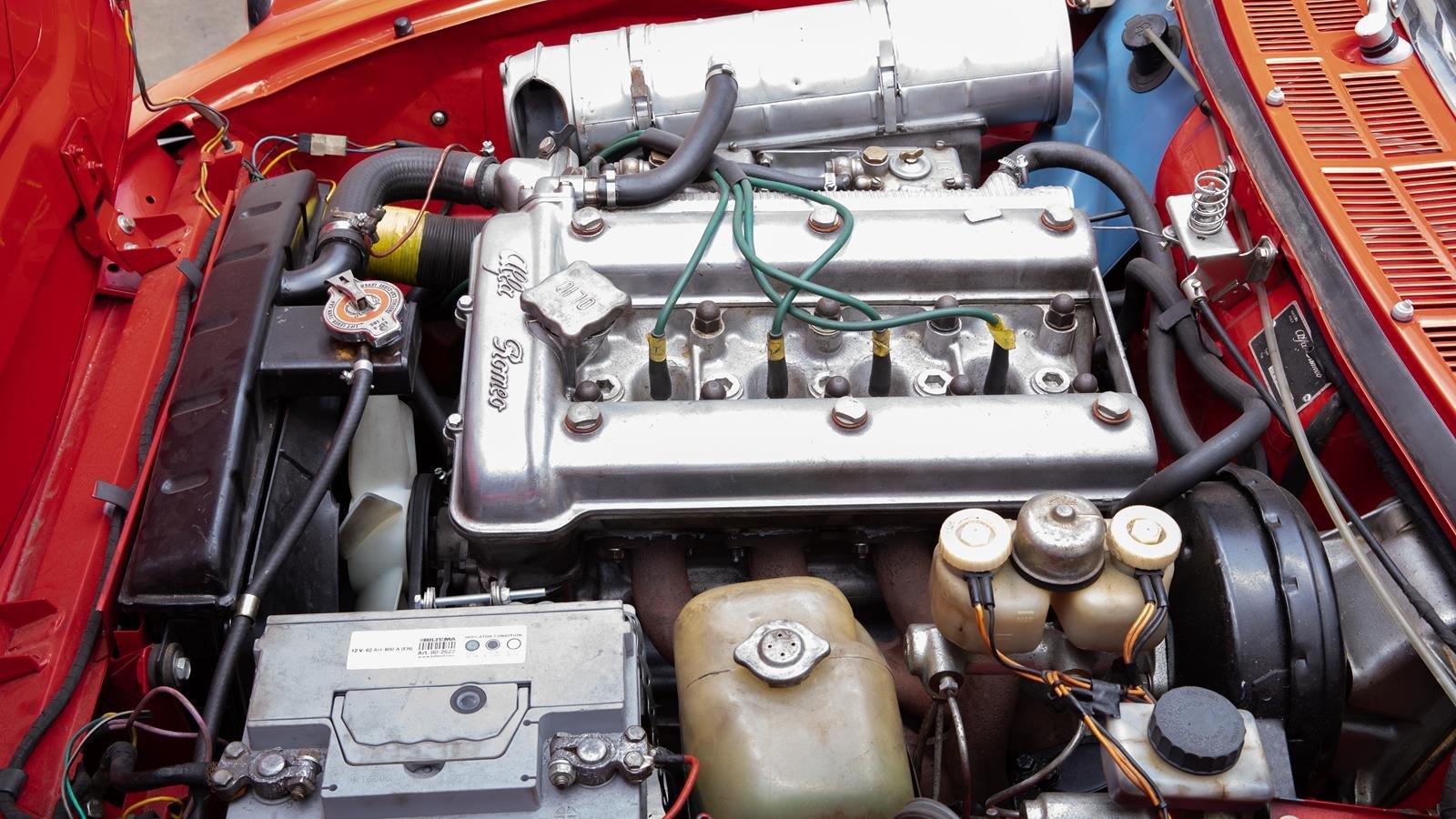 1974 Alfa Romeo 2000 Spider  For Sale (picture 6 of 6)